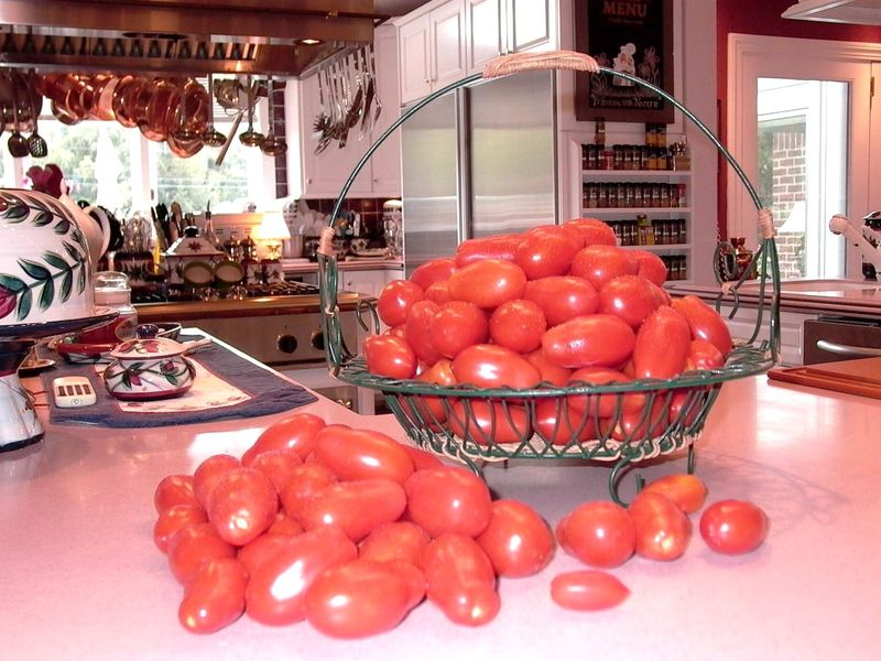 Marinara Sauce #1 (Roma Tomatoes)