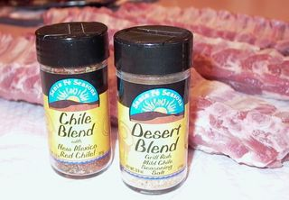 Desert Blend Ribs #1 (Ingredients)