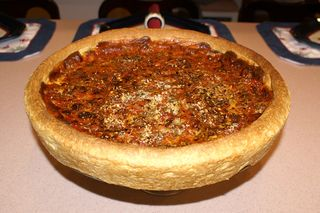 Chicago Pizza #1