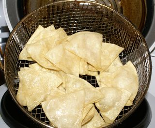 Tortilla Chips #2 (Fried)