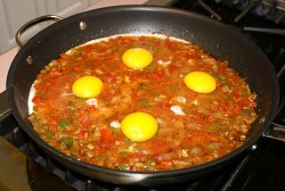 Hoevos Rancheros #13 (Eggs Added)