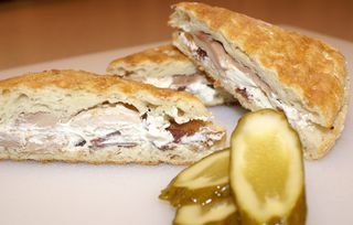 Turkey Sandwich #4 (The Steffen Wisniewski)