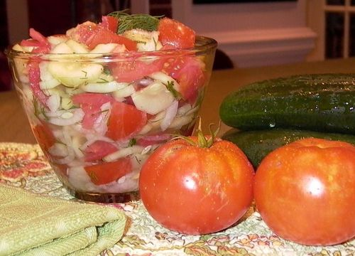 Dill Salad #1