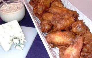 PSU TAILGATE Wings (Finished) #1
