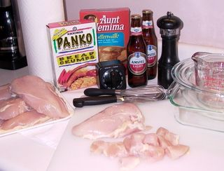 Chicken Things Ingredients #1