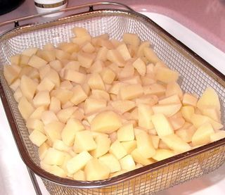 Potato Salad (Cooked Potatoes) #1