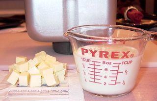 Bread Machine Brioche (Process) #3