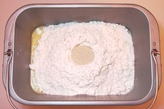 Bread Machine Brioche (Process) #8