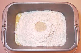 Bread Machine Brioche (Process) #8