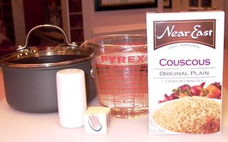 Couscous #1