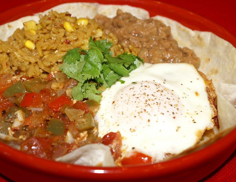 Hoevos Rancheros #1 (Intro Picture)