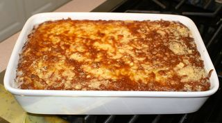 Macaroni & Cheese #8 (Out of Oven)