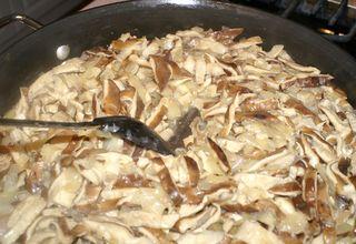 Shiitake Mushrooms #6 (Liquid Evaporated