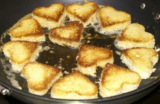 Croutons & Toasts #12 (Finished Toasts)