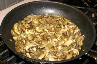 T.G.I.Fillet #8 (Mushrooms and Onions Sauteed)