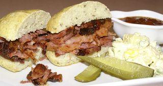 Corned Beef Sandwich #2