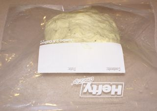 Crusty Caraway Seed Sandwich Rolls #8 (Dough into Bag to Rise)