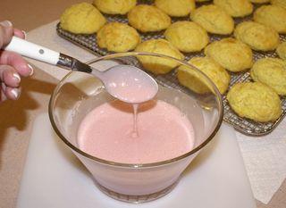 Theresa's Cookies #9 (Glaze Mixed)
