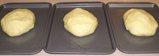 Pipowcha #11 (Divide Dough in Three)