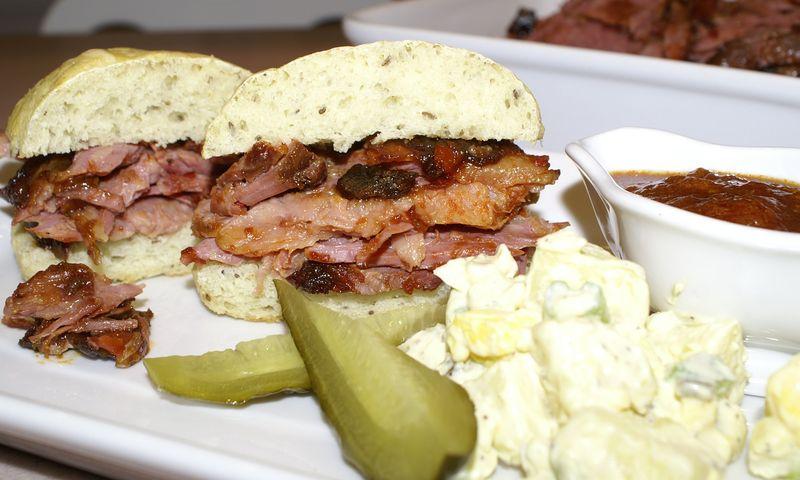 Corned Beef Sandwich #1