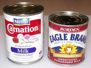 Evaporated Milk & Condensed Milk #1
