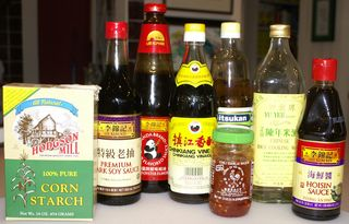 Chow Mein #8 (Sauce Ingredients)