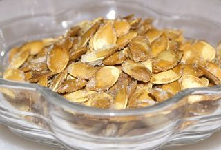 Roasted Pumpkin Seeds #1 (Intro Picture)