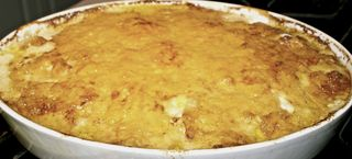 Potatoes Gratin #12 (Out of Oven)