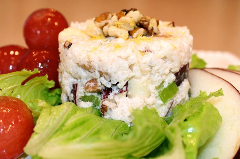 Waldorf Rice Salad Recipe