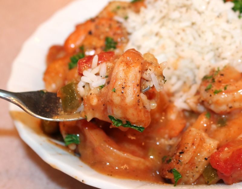 Shrimp Etouffee: A Hallmark of Louisiana Cuisine ~ - Kitchen ...