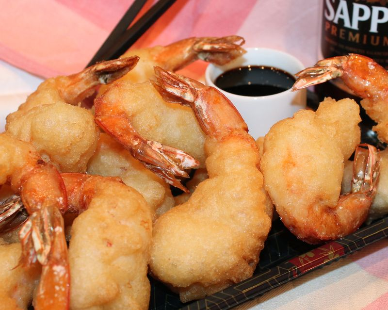Japanese Tempura Light Batter For Deep Frying Kitchen Encounters