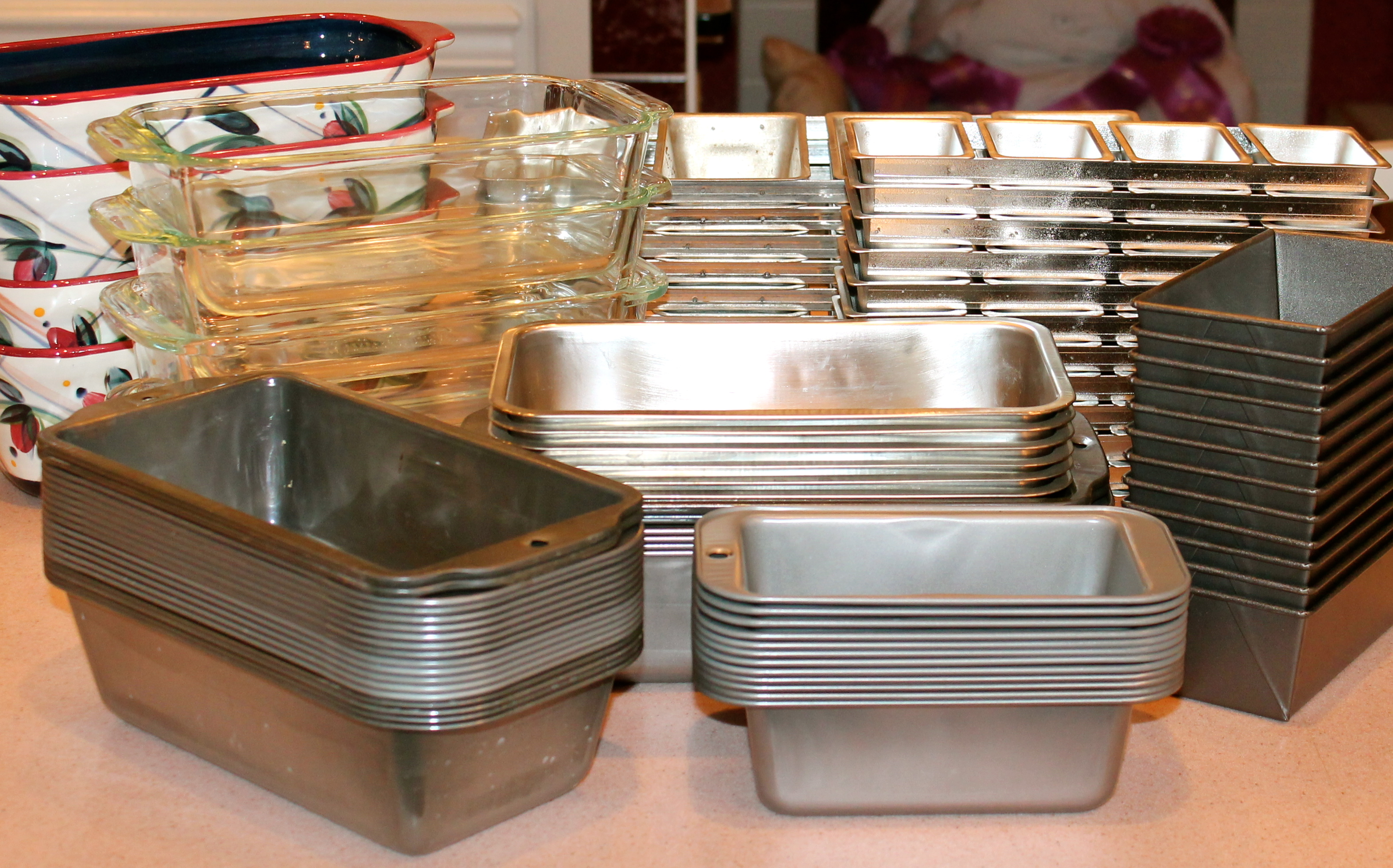 The low down on loaf pans what size kind kitchen encounters img1930 nvjuhfo Images