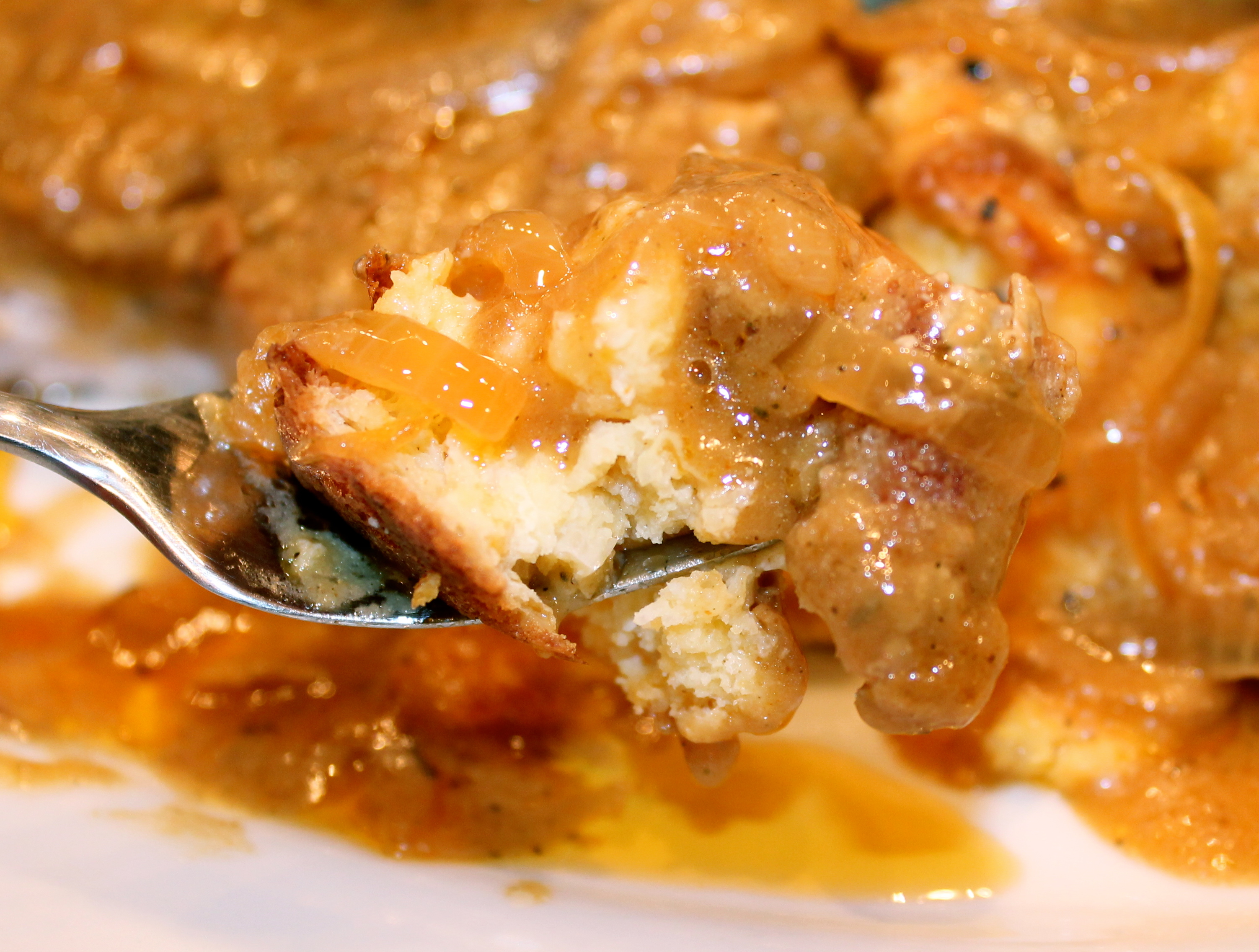 Charmant Smothered With Love: Pork Chops W/Onion Gravy: ...