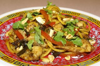 Chow Mein #1 (Intro Picture)