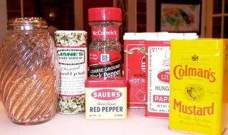 Pulled Pork #1 (Spice Rub Ingredients)