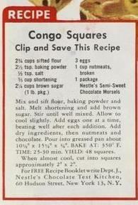 Congo Squares