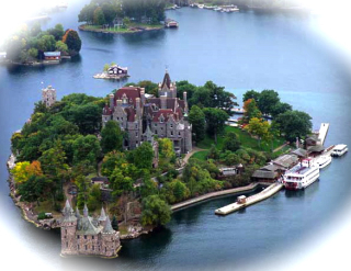 Boldt Castle Overview