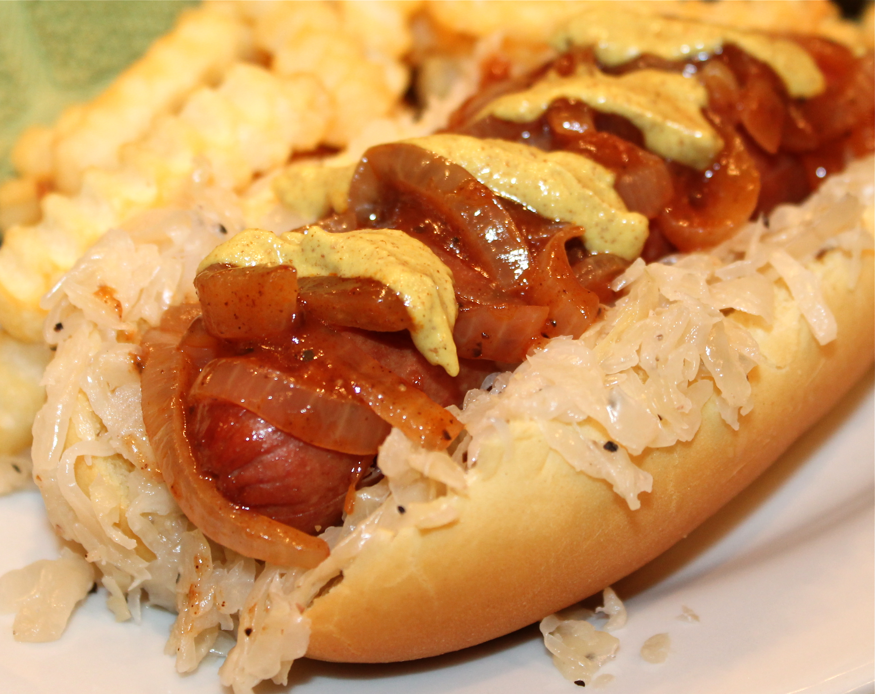 Hot Dogs With Mustard And Relish Song