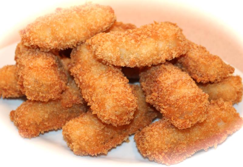 Deep-Fried Pork Fingers w/Bone Suckin' Sauce ~ - Kitchen