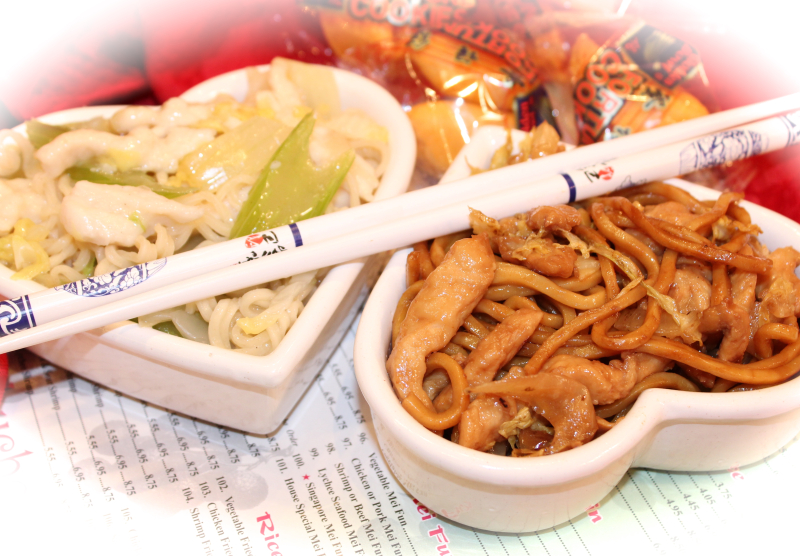 ~ The Difference Between Chow Mein and Lo Mein ~ - Kitchen ...