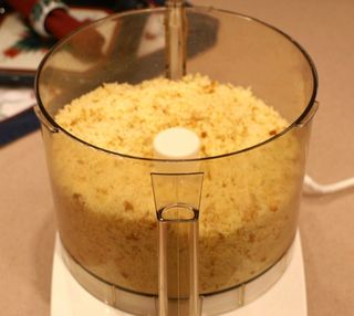 Tettie's Potato Stuffing #7 (Bread Crumbs in Cuisinart)
