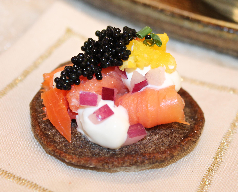 Blini Caviar