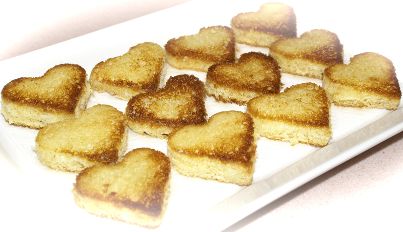 Croutons & Toasts #13 (Finished Toasts)